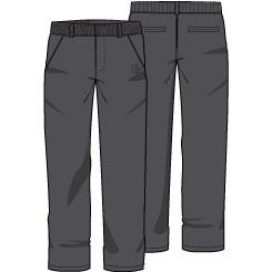 Pantalón del uniforme